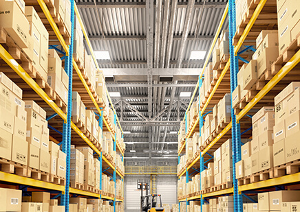 Licensed Bonded Warehouse Provider